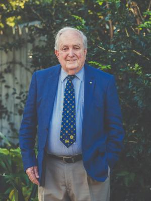 Image of Emeritus Professor Stuart Pegg AM