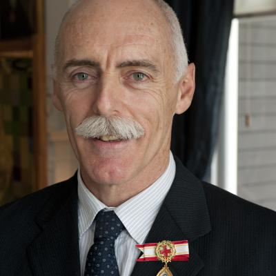 Image of Andrew Cameron OAM