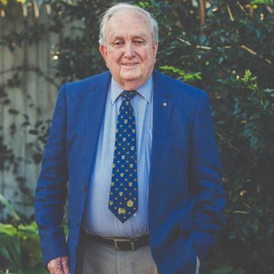 Image of Emeritus Professor Stuart Pegg AM