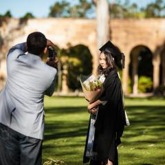 Online Celebration of Graduates video
