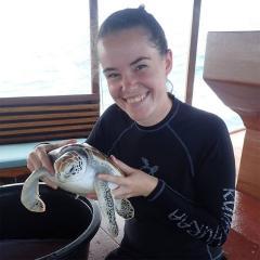 An image of UQ PhD student Hannah Allan