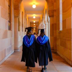 Online Celebration of Graduates