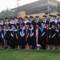 UQ graduate forging a successful career