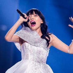 An image of Australian Eurovision contestant Dami Im