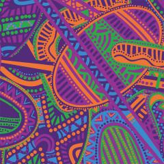 image features the Brisbane River pattern fromA Guidance Through Timeby Quandamooka artists, Casey Coolwell and Kyra Mancktelow.