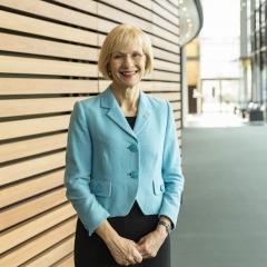 UQ Vice-Chancellor and President Professor Deborah Terry AO