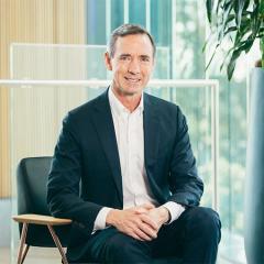 An image of Professor Shaun Bond