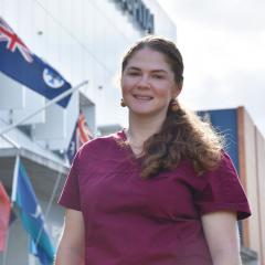 An image of Dr Sherice Ansell