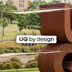 UQ by design logo
