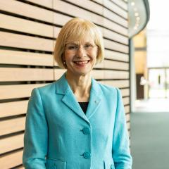 An image of UQ Vice-Chancellor and President Professor Deborah Terry AO