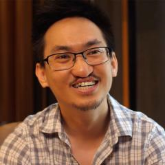 An image of UQ lecturer Dr Michael Thai